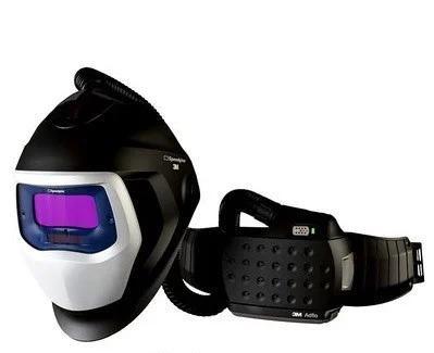 Сварочная маска 3М 567705 Speedglas 9100 AIR V с блоком ADFLO Li-Ion