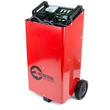 Автомобільне зарядне пристрій для АКБ INTERTOOL AT-3016