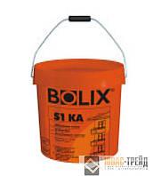 BOLIX S1 KA  Силикатная штукатурка барашек 1 мм, 30 кг (Польша ТМ Боликс)