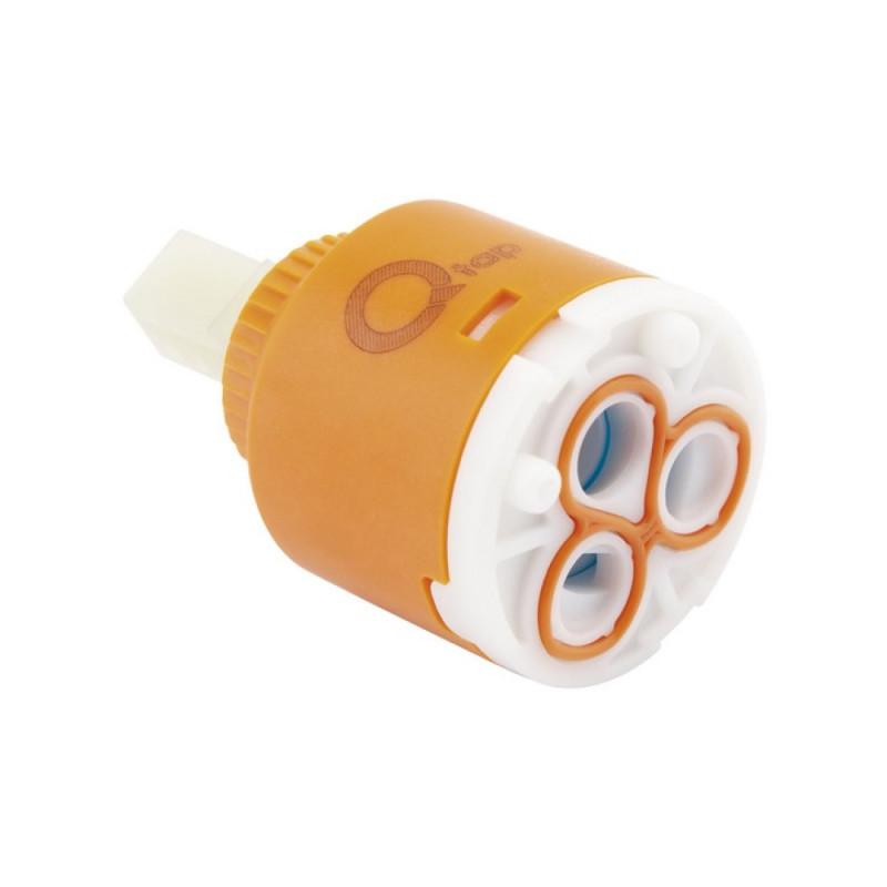 Картридж керамический с пластиковым штоком 35 мм Q-tap ECO