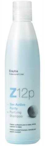 Шампунь против перхоти 250 мл Erayba Zen Active Purify Z12p