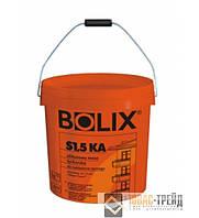 BOLIX S1,5 KA  Силикатная штукатурка барашек 1,5 мм, 30 кг (Польша ТМ Боликс)