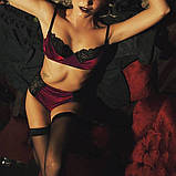 Эротический комплект женское нижнее бельё, фото 3