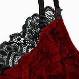 Эротический комплект женское нижнее бельё, фото 6