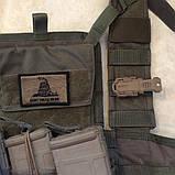 Тактический мини-нож S&S Precision Pocket Shiv (Replica), фото 6