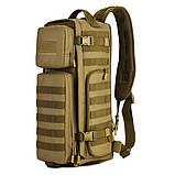 Тактический однолямочный рюкзак Protector Plus X213, фото 2