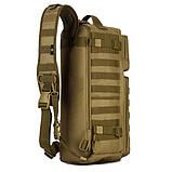 Тактический однолямочный рюкзак Protector Plus X213, фото 3