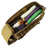 Тактический однолямочный рюкзак Protector Plus X213, фото 7