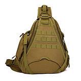 Тактический однолямочный рюкзак Protector Plus X214, фото 3