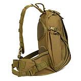 Тактический однолямочный рюкзак Protector Plus X214, фото 4