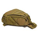Тактический однолямочный рюкзак Protector Plus X214, фото 7