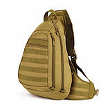 Тактический однолямочный рюкзак Protector Plus X204, фото 2
