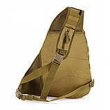 Тактический однолямочный рюкзак Protector Plus X204, фото 3