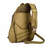 Тактический однолямочный рюкзак Protector Plus X204, фото 4