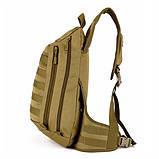 Тактический однолямочный рюкзак Protector Plus X204, фото 5