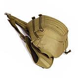Тактический однолямочный рюкзак Protector Plus X204, фото 6
