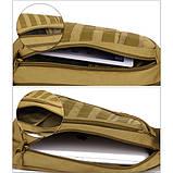 Тактический однолямочный рюкзак Protector Plus X204, фото 9