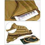 Тактический однолямочный рюкзак Protector Plus X204, фото 10