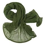 Снайперська маскувальна сітка-шарф, фото 5