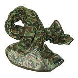 Снайперська маскувальна сітка-шарф, фото 8