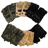 Тактические перчатки беспалые с костяшками Oakley (Replica), фото 2