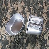 Алюмінієвий казанок для фляги Rothco, фото 2