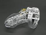 Пластиковый Пояс верности CB-6000S 310-002, фото 2