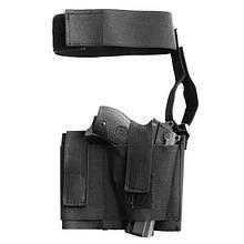 Кобура для пистолета с креплением на ногу (голень)