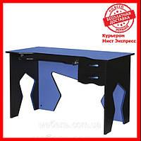Комплекты детской мебели стол школьный Barsky Homework Game Blue HG-01