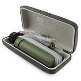 Армейский фильтр для воды Pure Easy Soldier Water Filter, фото 5