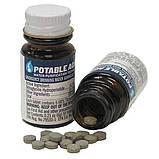 Таблетки для очистки воды Potable Aqua Plus, фото 2