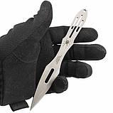 Метательный нож Spider Throwing Set (набор 3 штуки), фото 3