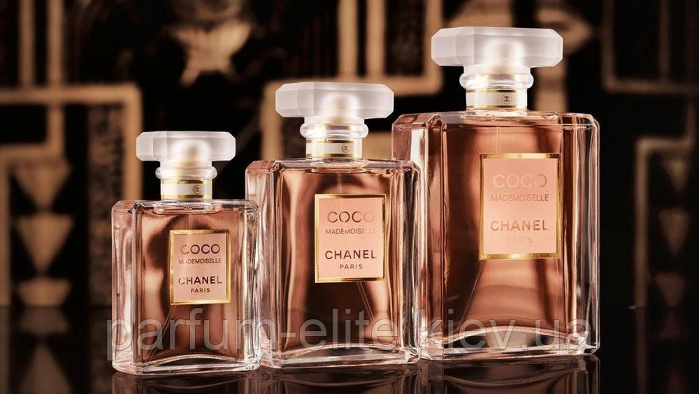 женская парфюмированная вода Chanel Coco Mademoiselle Eau De Parfum