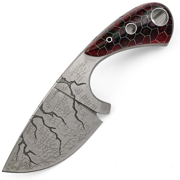 Нож Pearl Crack Drop-Point TC009