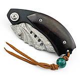 Нож Damascus Wood Claw TC015, фото 6