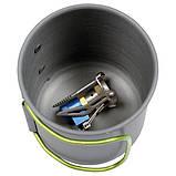 Газовая горелка Olicamp Ion Micro Titanium, фото 3