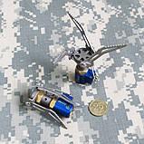 Газовая горелка Olicamp Ion Micro Titanium, фото 5