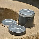 Армейский набор посуды Milicamp MST600, фото 3