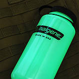 Светящаяся бутылка Nalgene Everyday Wide Mouth Glowing 1 л, фото 2
