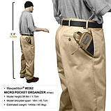 Органайзер Maxpedition Micro Pocket Organizer, фото 7