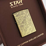 Зажигалка STAR SCX-011, фото 4