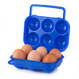 Походный контейнер-лоток для куриных яиц, фото 7