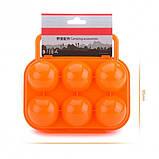 Походный контейнер-лоток для куриных яиц, фото 8