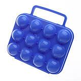 Походный контейнер-лоток для куриных яиц, фото 9