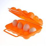 Походный контейнер-лоток для куриных яиц, фото 10