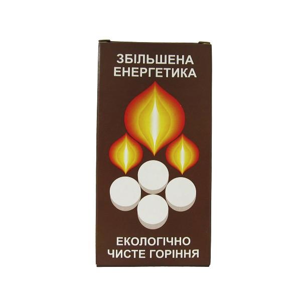 Сухое горючее БИОН в таблетках (сухой спирт)