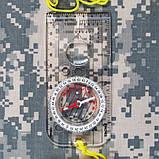 Планшетный компас DC40-3A, фото 2