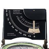 Армейский призматический компас K4074 с уровнемером, фото 5