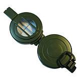 Армейский призматический компас DC60-1B, фото 4