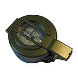 Армейский призматический компас DC60-1B, фото 5